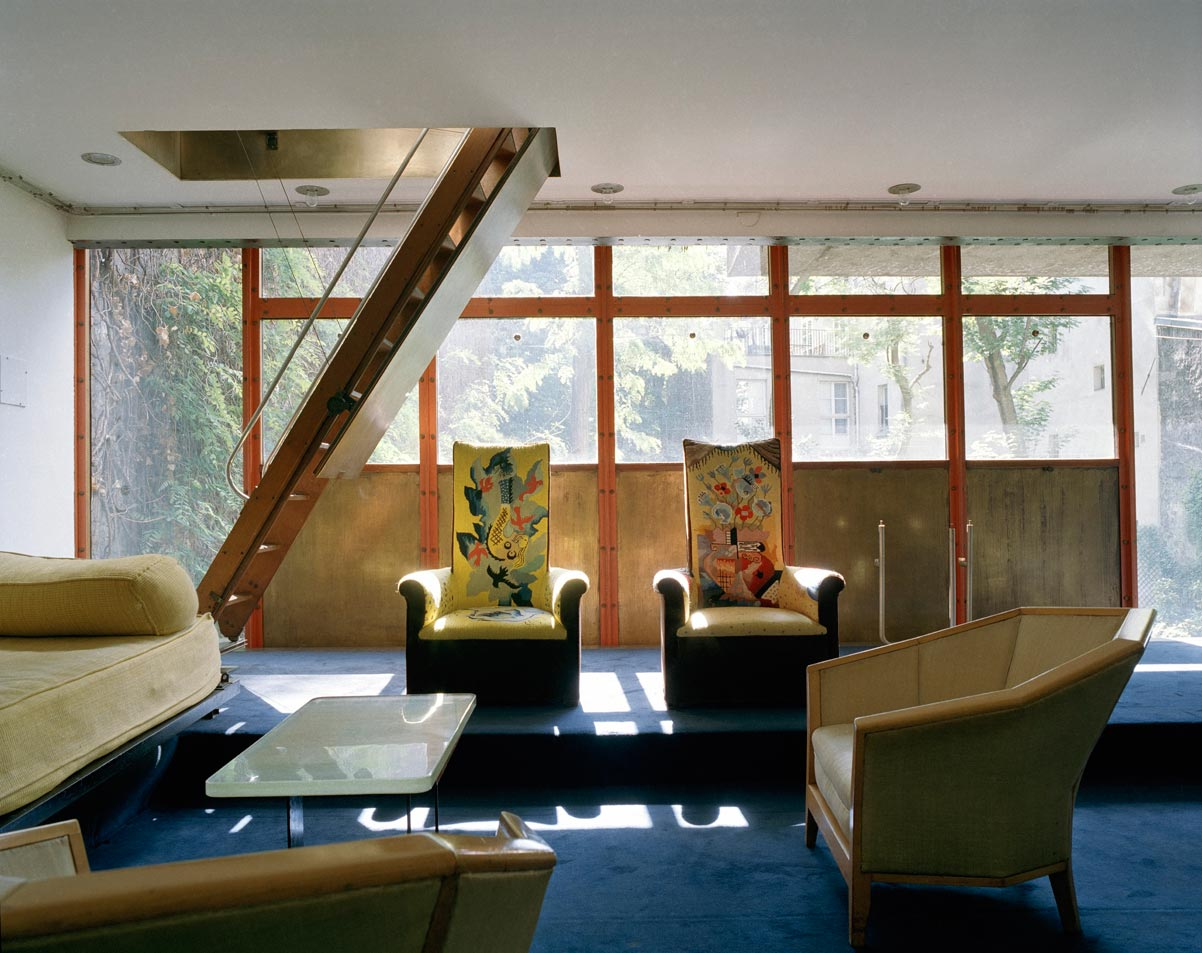 Glass-house-maison-de-verre-François-Halard-010